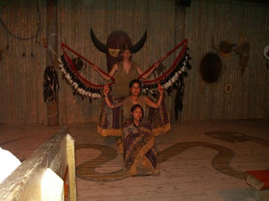 petit voyage chez les amérindiens