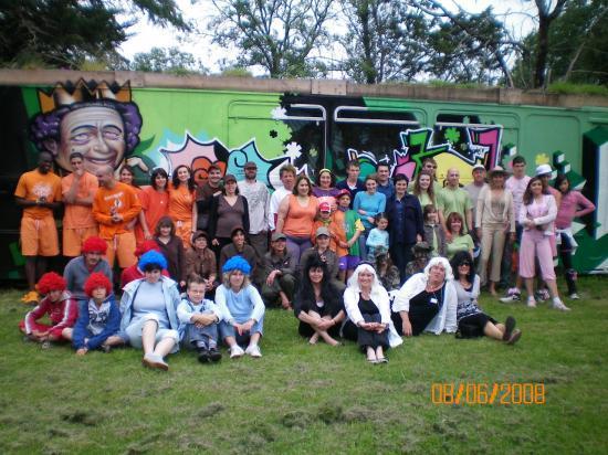 rallye Couleurs Ettoiles 2008